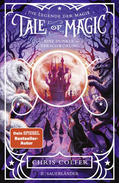 Bild zu Tale of Magic: Die Legende der Magie 2 - Eine dunkle Verschwörung von Colfer, Chris