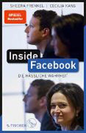 Bild zu Inside Facebook von Frenkel, Sheera