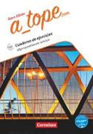 Bild zu A_tope.com, Nueva edición, Allgemeinbildende Schulen, Arbeitsheft mit interaktiven Übungen auf scook.de, Mit Audios online von Zerck, Katja