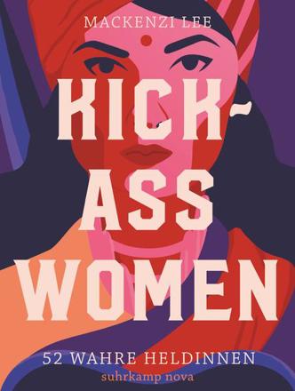 Bild zu Kick-Ass Women von Lee, Mackenzi