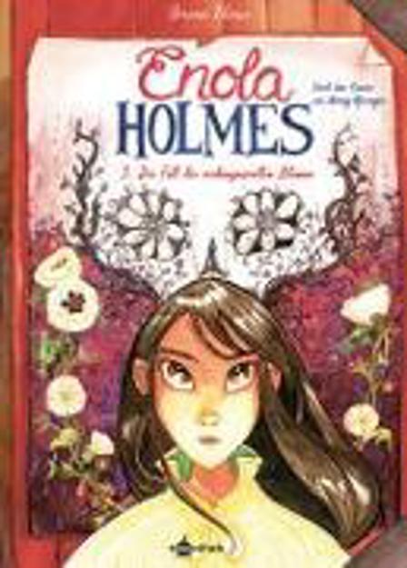 Bild zu Enola Holmes (Comic). Band 3 von Blasco, Serena