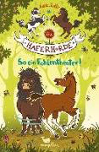 Bild zu Die Haferhorde - So ein Fohlentheater! von Kolb, Suza