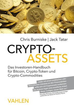 Bild zu Cryptoassets von Burniske, Chris