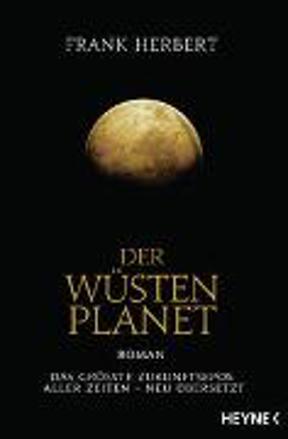 Bild zu Der Wüstenplanet von Herbert, Frank