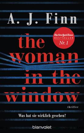 Bild zu The Woman in the Window - Was hat sie wirklich gesehen? von Finn, A. J.