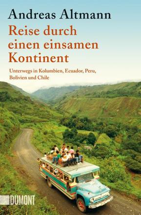 Bild zu Reise durch einen einsamen Kontinent von Altmann, Andreas