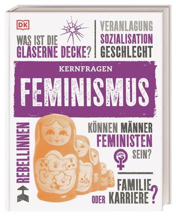 Bild zu Kernfragen. Feminismus von Black, Alexandra