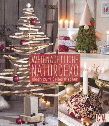 Bild zu Weihnachtliche Naturdeko