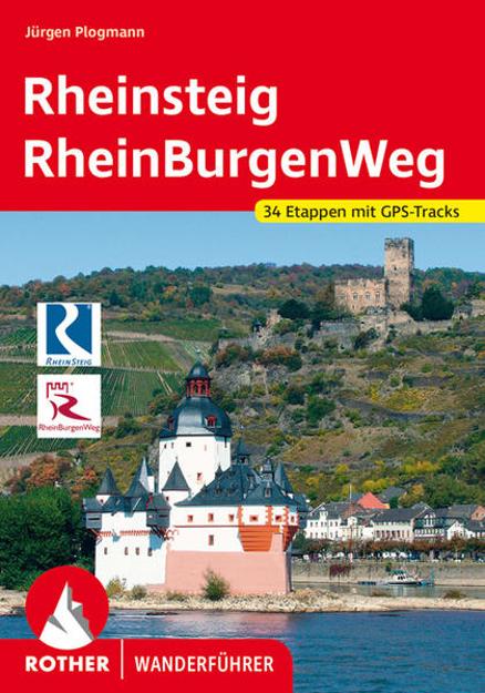 Bild zu Rheinsteig - RheinBurgenWeg von Plogmann, Jürgen