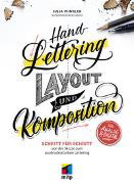 Bild zu Handlettering - Layout & Komposition von Winkler, Julia
