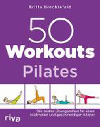 Bild zu 50 Workouts - Pilates von Brechtefeld, Britta