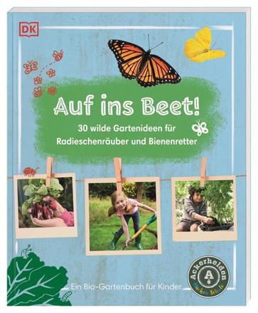 Bild zu Auf ins Beet! von Krabbe, Wiebke (Übers.)