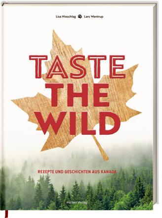 Bild zu Taste the Wild von Nieschlag, Lisa