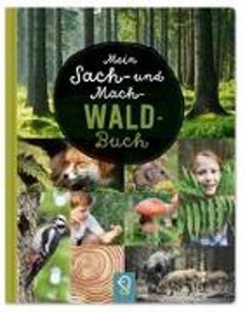 Bild zu Mein Sach- und Mach-Wald-Buch von Kastenhuber, Bobby (Hrsg.)