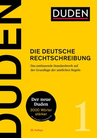 Bild zu Duden - Die deutsche Rechtschreibung von Dudenredaktion (Hrsg.)