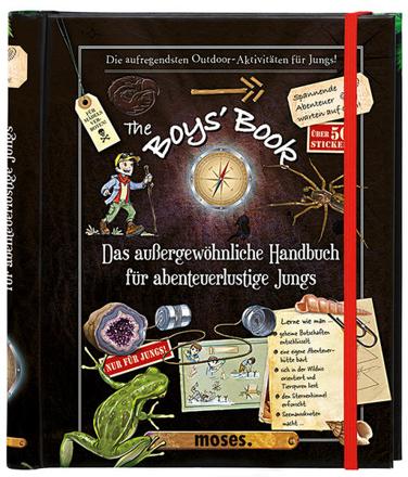 Bild zu The Boys' Book von Lecreux, Michèle