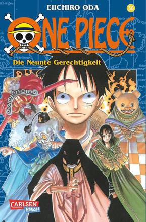 Bild zu One Piece, Band 36 von Oda, Eiichiro