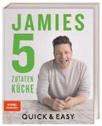 Bild zu Jamies 5-Zutaten-Küche von Oliver, Jamie