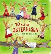 10 kleine Osterhasen von Schmidt, Hans-Christian
