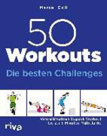 Bild zu 50 Workouts - Die besten Challenges von Doll, Marcel