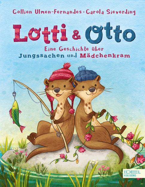 Bild zu Lotti und Otto von Ulmen-Fernandes, Collien
