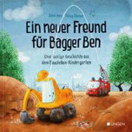 Bild zu Ein neuer Freund für Bagger Ben von Horn, Dörte