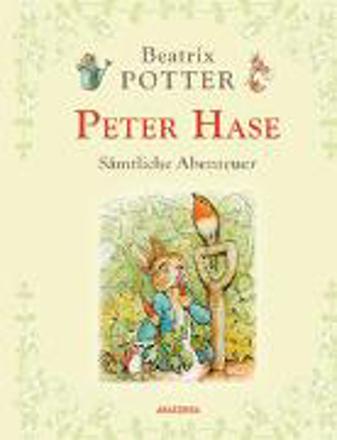 Bild zu Peter Hase - Sämtliche Abenteuer (Neuübersetzung) von Potter, Beatrix