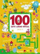 100 Gute-Laune-Rätsel - Ostern von Loewe Lernen und Rätseln (Hrsg.)