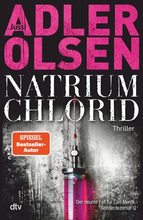 Bild zu NATRIUM CHLORID von Adler-Olsen, Jussi