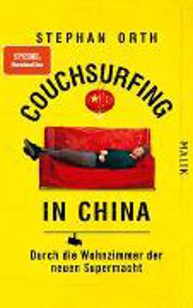 Bild zu Couchsurfing in China von Orth, Stephan