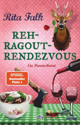 Bild zu Rehragout-Rendezvous von Falk, Rita