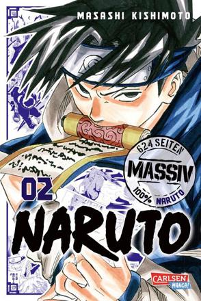 Bild zu NARUTO Massiv 2 von Kishimoto, Masashi