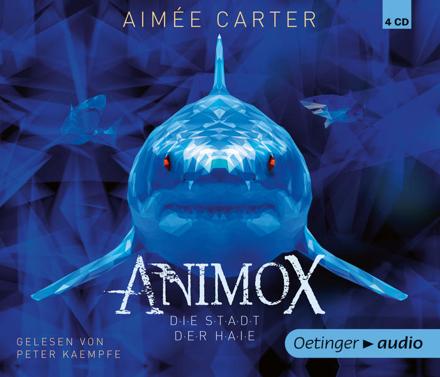 Bild zu Animox 03. Die Stadt der Haie (4 CD) von Carter, Aimee