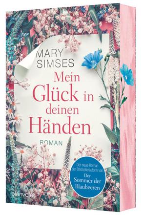 Bild zu Mein Glück in deinen Händen von Simses, Mary
