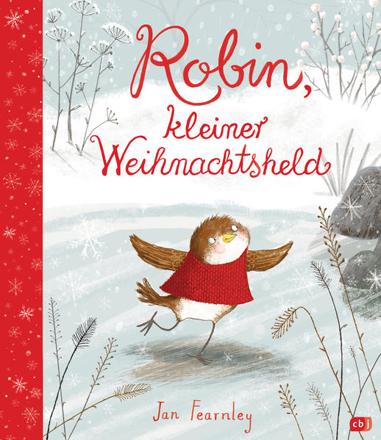 Bild zu Robin, kleiner Weihnachtsheld von Fearnley, Jan
