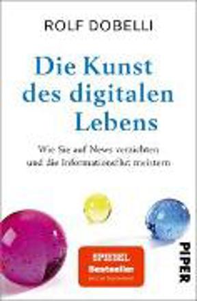 Bild zu Die Kunst des digitalen Lebens von Dobelli, Rolf