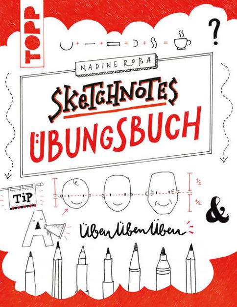 Bild zu Sketchnotes Übungsbuch (eBook) von Roßa, Nadine