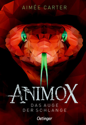 Bild zu Animox 2. Das Auge der Schlange von Carter, Aimée