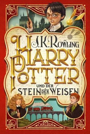 Bild zu Harry Potter und der Stein der Weisen (Harry Potter 1) von Rowling, J.K.