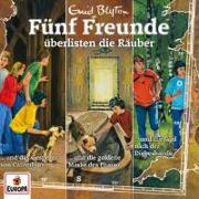 029/3er Box-Folgen 88/102/104-Fünf Freunde überlis von Fünf Freunde (Komponist)