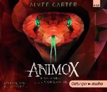Bild zu Animox 02. Das Auge der Schlange (4 CD) von Carter, Aimee
