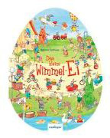 Bild zu Das kleine Wimmel-Ei von Korthues, Barbara (Illustr.)