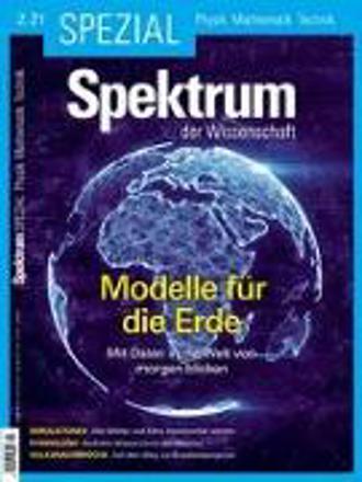 Bild zu Spektrum Spezial - Modelle für die Erde