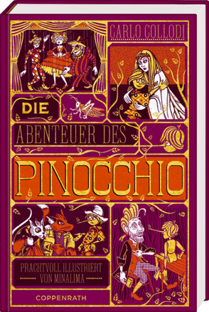 Bild zu Die Abenteuer des Pinocchio von Collodi, Carlo