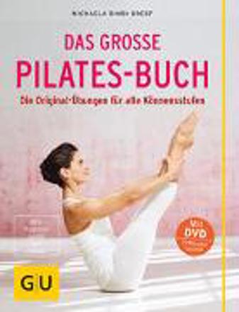 Bild zu Das große Pilates-Buch (mit DVD) von Bimbi-Dresp, Michaela