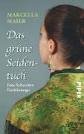 Bild zu Das grüne Seidentuch von Maier, Marcella