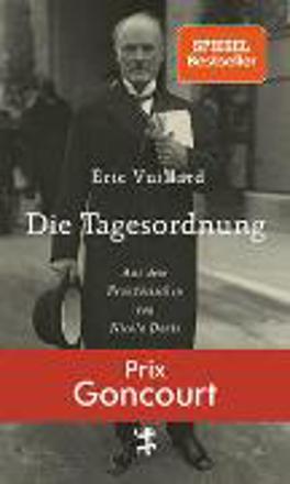 Bild zu Die Tagesordnung von Vuillard, Éric