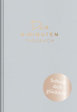 Bild zu Das 6-Minuten-Tagebuch (aquarellblau) von Spenst, Dominik