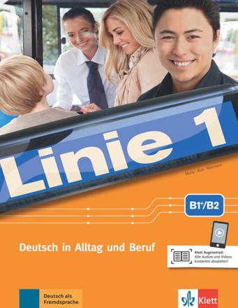 Bild zu Linie 1, B1+/B2 von Moritz, Ulrike