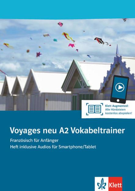 Bild zu Voyages neu A2. Vokabeltrainer. Heft inklusive Audios für Smartphone/Tablet